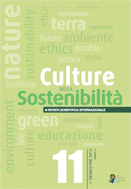 Culture della Sostenibilità 11 – 2013